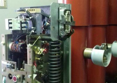 EM service manutenzione interruttori MT