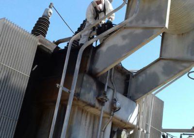 2 EM service manutenzione trasformatore 60 MVA