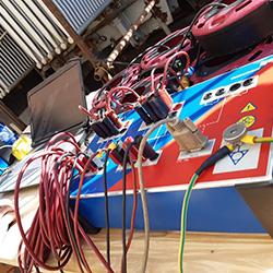 Misure Elettriche su Trasformatore 30 MVA